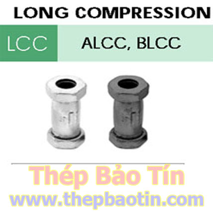 long compression, couplings